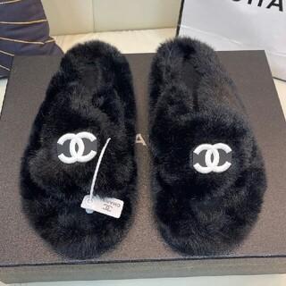 クリスチャンディオール(Christian Dior)のC H A N E L サンダル(サンダル)