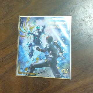 仮面ライダー色紙ART4 BLACK(印刷物)