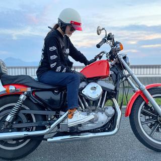 Harley Davidson - xlh1200