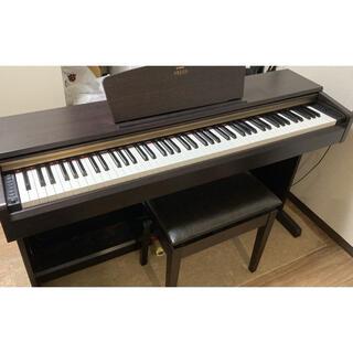 ヤマハ(ヤマハ)の【値下げ】電子ピアノ88鍵 ヤマハ YDP-161(電子ピアノ)
