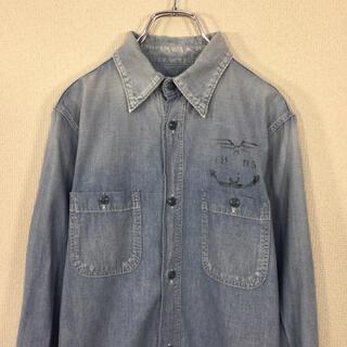 キャピタル(KAPITAL)のKAPITAL/キャピタル 長袖シャンブレーシャツ 日本製(シャツ)
