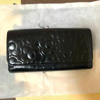 マリークワント(MARY QUANT)の【MARY QUANT】デイジー柄 長財布(財布)