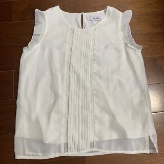 ダズリン(dazzlin)のトップス(Tシャツ(半袖/袖なし))