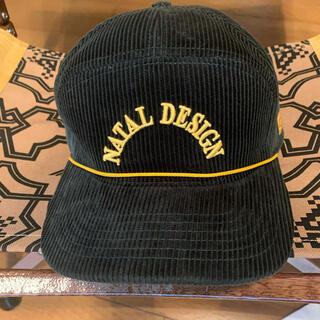 ネイタルデザイン(NATAL DESIGN)のネイタルデザイン GOOD BOY CAP CORDUROY3キャップ(キャップ)