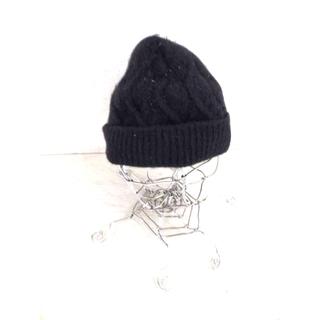 エヌハリウッド(N.HOOLYWOOD)のN.HOOLYWOOD(エヌハリウッド) ウールニットキャップ メンズ 帽子(ニット帽/ビーニー)