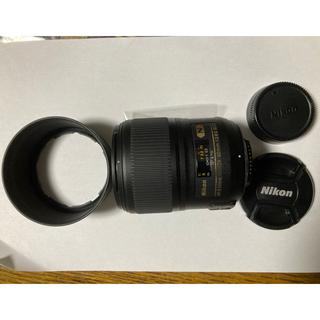 Nikon - 美品 AF-S Micro NIKKOR 60mm f/2.8G ED