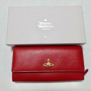 Vivienne Westwood - ヴィヴィアンウエストウッド VivienneWestwood 赤 長財布
