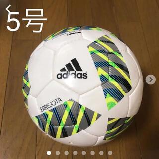 adidas - adidasサッカーボール5号球