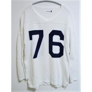 ロンハーマン(Ron Herman)のCAL O LINE キャルオーライン ナンバー FOOTBALL TEE(Tシャツ/カットソー(七分/長袖))