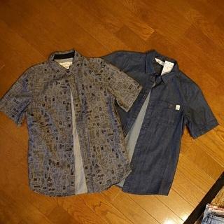 エイチアンドエム(H&M)のH&M エイチアンドエム シャツ2枚セット(その他)