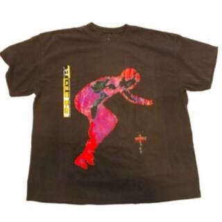 CACTUS - 新品未開封 トラヴィススコット 公式オンライン 限定Tシャツ  海外限定