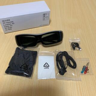 シャープ(SHARP)の3Dメガネ シャープ ANー3DG10ーS(その他)
