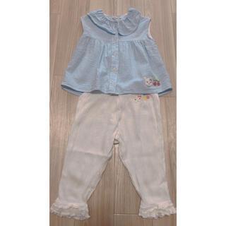 クーラクール(coeur a coeur)のクーラクール 2点セット 95cmと90cm(Tシャツ/カットソー)