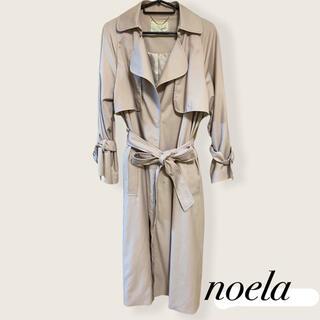 ノエラ(Noela)のノエラ トレンチコート ピンク アウター ジャケット(トレンチコート)