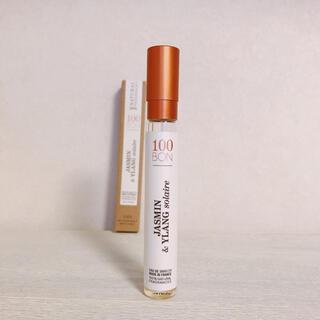 コスメキッチン(Cosme Kitchen)のソンボン 100BON  ジャスミン&イラン 15ml(香水(女性用))