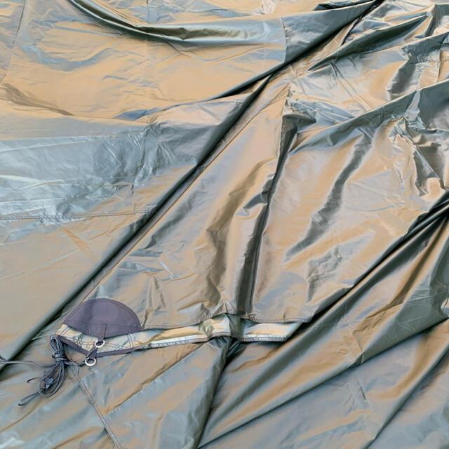 HILLEBERG(ヒルバーグ)のHilleberg Tarp50 mil  ヒルバーグ ミルスペック スポーツ/アウトドアのアウトドア(テント/タープ)の商品写真