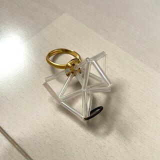 アッシュペーフランス(H.P.FRANCE)のビーズ リング 指輪(リング(指輪))