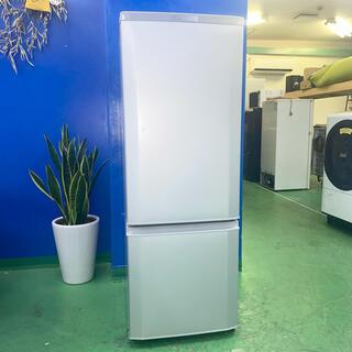 三菱 - ⭐️MITSUBISHI⭐️冷凍冷蔵庫 2019年 超静音 大阪市近郊配送無料