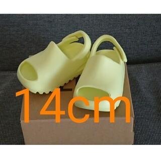 アディダス(adidas)のadidas yeezy slide infant 14cm(サンダル)