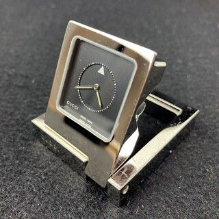 Gucci - 専用ケースつき ◆ GUCCI 置時計 ジャンク品