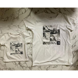 ザノースフェイス(THE NORTH FACE)のノースフェイス  親子ペア(Tシャツ)