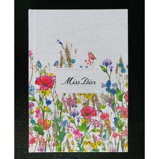 ディオール(Dior)のMiss Dior   ノート ノベルティ(ノート/メモ帳/ふせん)