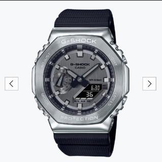 ジーショック(G-SHOCK)の3本 新品 CASIO G-SHOCK GM-2100-1AJF ジーショック(腕時計(アナログ))