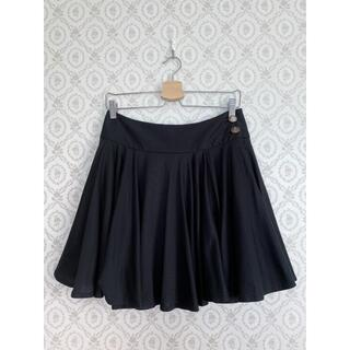 ヴィヴィアンウエストウッド(Vivienne Westwood)のVivienne Westwood ヴィヴィアンウエストウッド スカート 黒(ミニスカート)