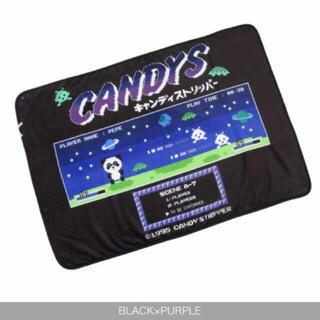 Candy Stripper ノベルティ♡ブランケット
