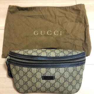 Gucci - GUCCI グッチ ボディバッグ(ウエストポーチ)