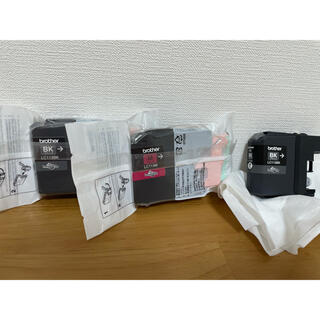 brother - ブラザーインク正規品 LC113 ブラック2本、マゼンダ1本
