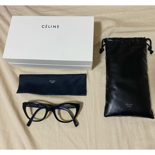 celine - CELINE CL50005I 001 メガネ