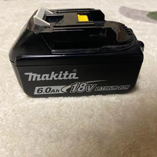 マキタ(Makita)のbl1860b マキタ バッテリー(バッテリー/充電器)