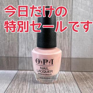 オーピーアイ(OPI)のOPI(オーピーアイ)NAIL LACQUER(ネイルラッカー)(マニキュア)