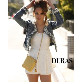 DURAS - DURAS ペプラム コンビネゾン*リゼクシー ロイヤルパーティー DaTuRa