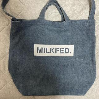 ミルクフェド(MILKFED.)のトートバッグ MILKFED(トートバッグ)