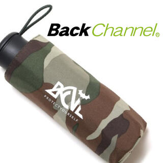 バックチャンネル(Back Channel)の【Back Channel】FOLDING UMBRELLA(傘)