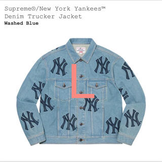 Supreme - Supreme New York Yankees Denim Jacket