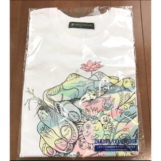 アラシ(嵐)の【新品未使用】◆24時間テレビ Tシャツ◆Mサイズ ◆白◆(その他)