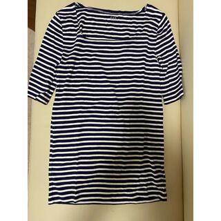 ギャップ(GAP)のGAP ボーダーTシャツ(Tシャツ(半袖/袖なし))