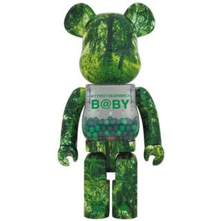 MY FIRST BE@RBRICK B@BY × FOREST GREEN(その他)