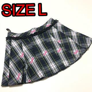 ロニィ(RONI)のAK124 RONI 1 プリーツスカートSIZE L(スカート)