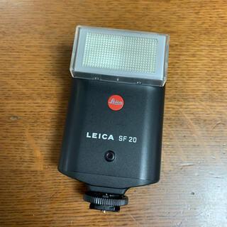 ライカ(LEICA)のleica SF20 ライカ SF20 フラッシュ ストロボ(フィルムカメラ)