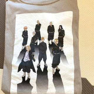 東京リベンジャーズ Tシャツ(Tシャツ/カットソー(半袖/袖なし))