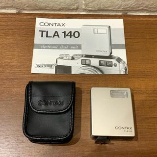 LEICA - コンタックス TLA140 CONTAX TLA140 ストロボ フラッシュ