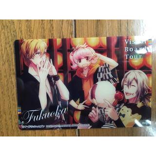 アイナナ カード(キャラクターグッズ)