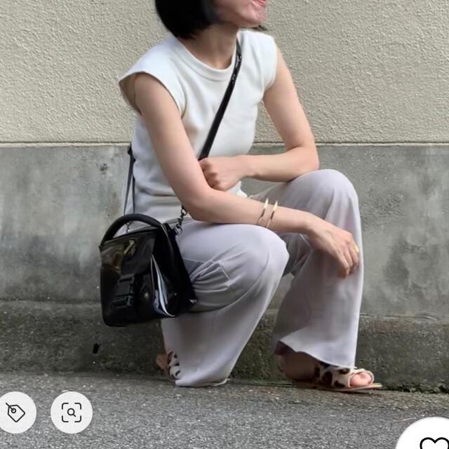 Ameri VINTAGE(アメリヴィンテージ)の【新品・未使用】定価1万円 サーマルタンクトップ レディースのトップス(タンクトップ)の商品写真