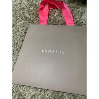 LUNASOL - LUNASOL ショップ袋