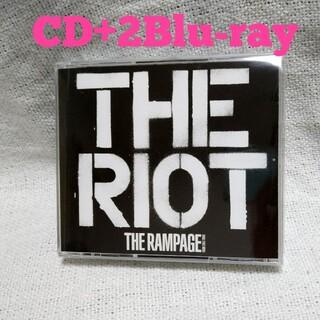 ザランページ(THE RAMPAGE)のTHE RIOT   THE RAMPAGE  CD(ポップス/ロック(邦楽))