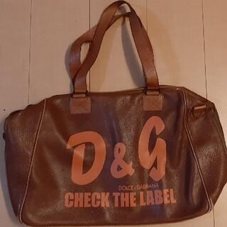 ドルチェアンドガッバーナ(DOLCE&GABBANA)のD&G ボストンバッグ(ボストンバッグ)